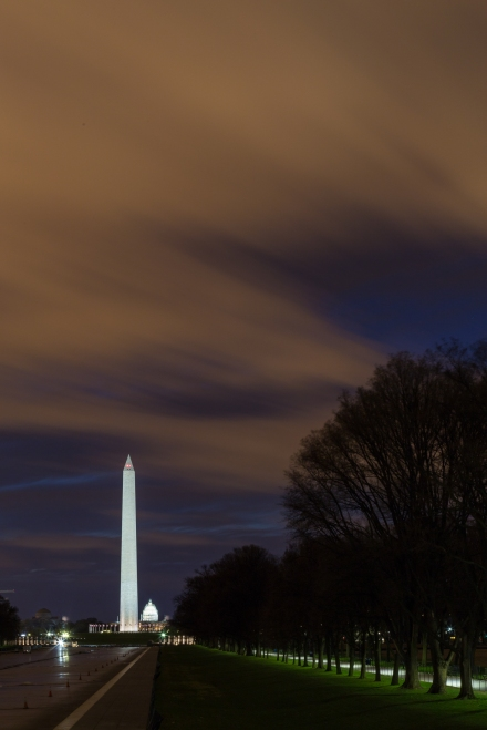 Washington DC-8